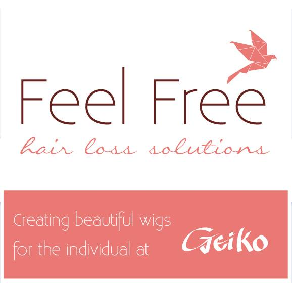 Launching Feel Free Hair Loss Solutions – Beautiful Wigs for the Individual at Geiko