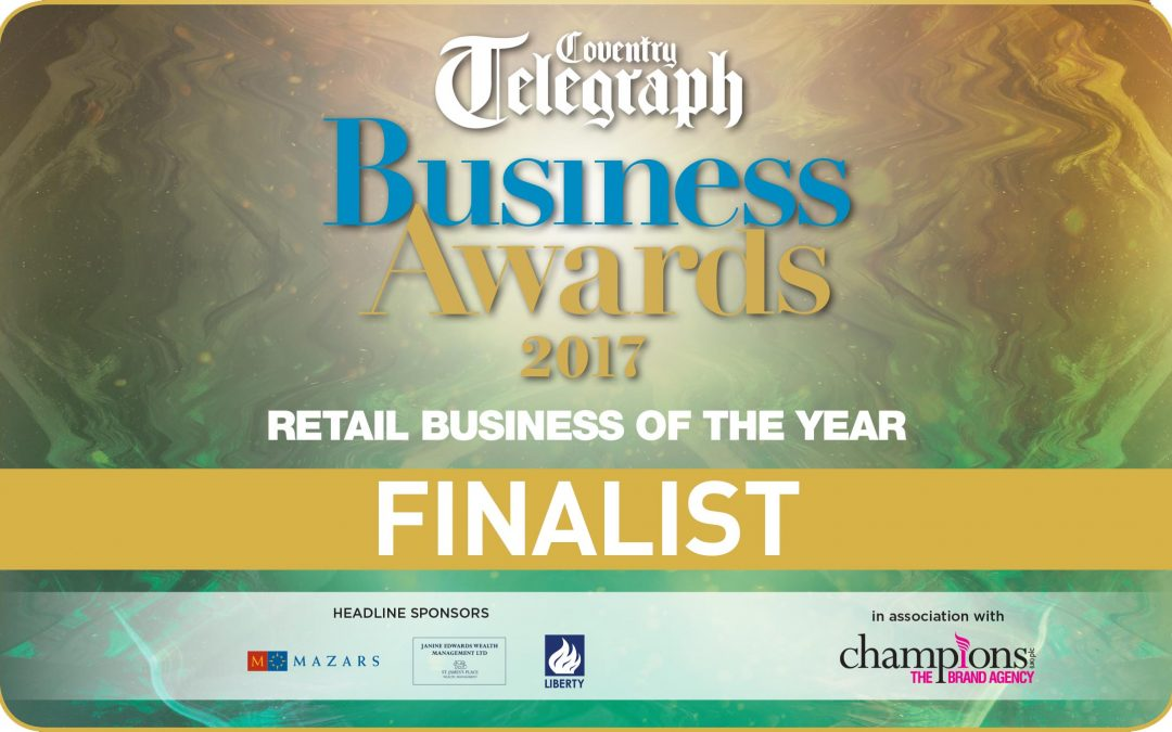 Midlands Business Awards 2017 Finalists
