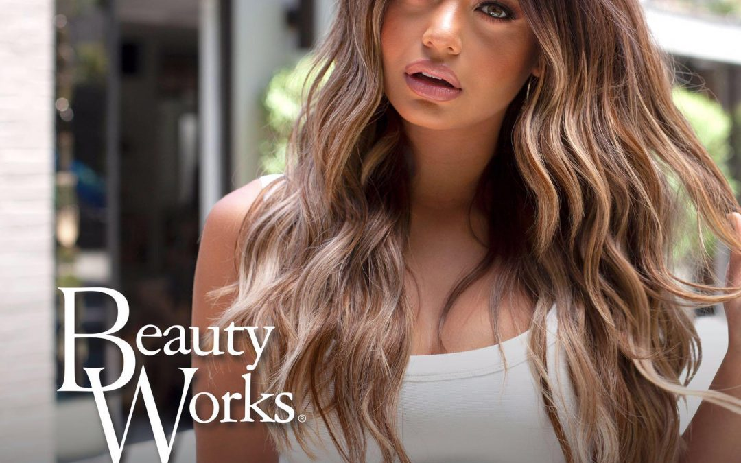 1/2 price on Beauty Works hair extensions
